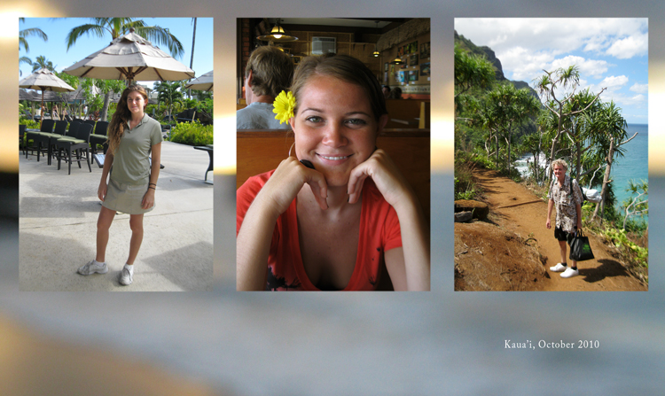 Pic of Kauai Trip- Danielle Corinne and Michael